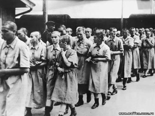 Сексуальное насилие в нацистской германии