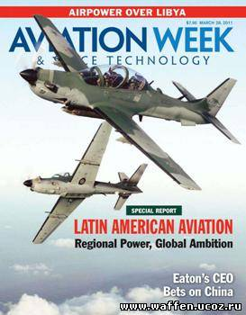 Aviation Week & Space Technology 28-03-2011