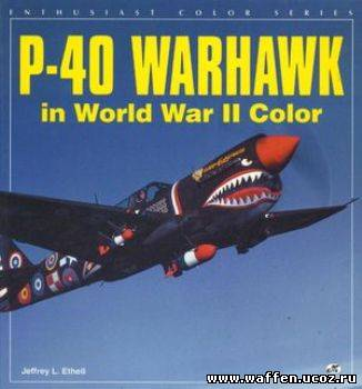 P-40 Warhawk in World War II Color (Enthusiast Color Series)